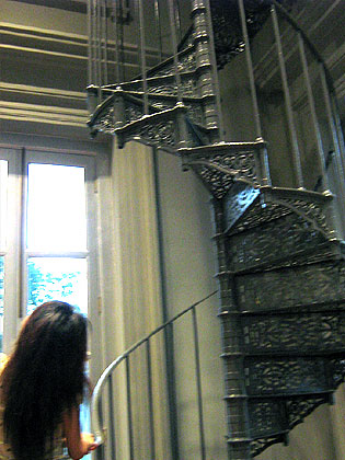 marvel at staircases