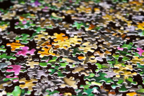 Google's Social Media Puzzle Pieces