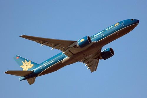 Viajando a Camboya en Aerolineas Vietnam