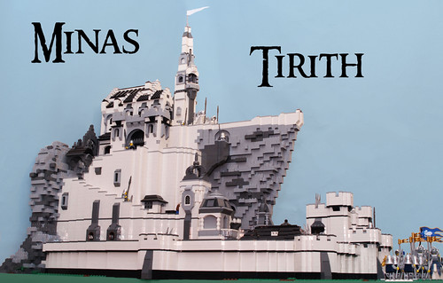 LEGO Lord of the Rings Minas Tirith