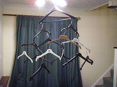 hanging hangers (David Darnes) Tags: pictures photo you daniel thank week eactock