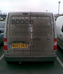 Another Dirty Van