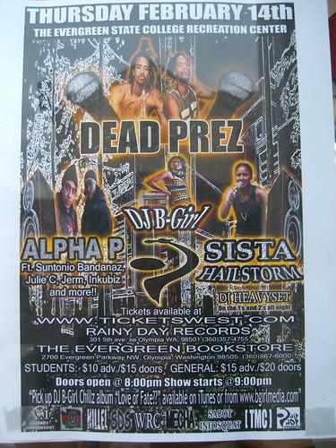 Dead Prez - YEAH!!