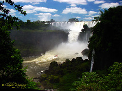 Cataratas del Iguaz 019 / Iguassu Falls 019 (Claudio.Ar) Tags: naturaleza nature water argentina beautiful beauty landscape topf50 agua rainforest sony sel