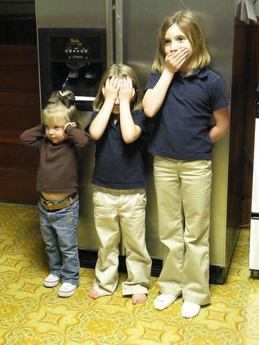 The three misvits in Springfield, Louisiana, USA