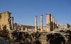Gimnàs grec reconvertit a fòrum romà (exterior), Cirene