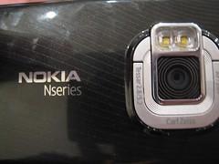 Nokia N96 camera