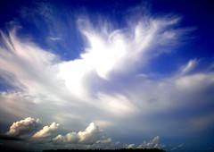 Layers of Clouds (alsay) Tags: sign clouds god islam evidence maldives allah quran blueribbonwinner diamondclassphotographer flickrdiamond