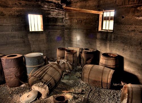 Toxic Wasteland - Cyanide Storage Room