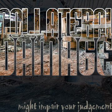 Collateral Damage Album Cover Art