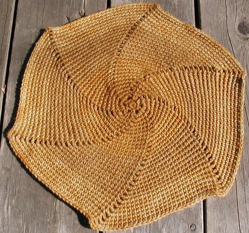 pinwheel rug