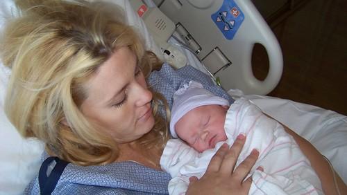 Mom & Georgia 2