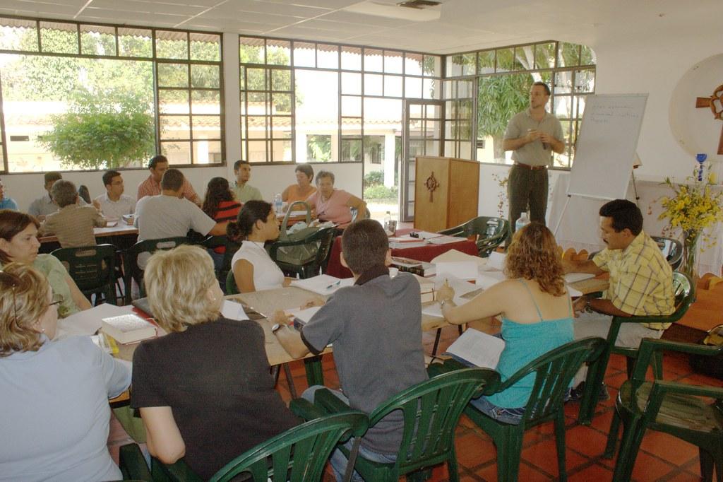 Urban mission workshop