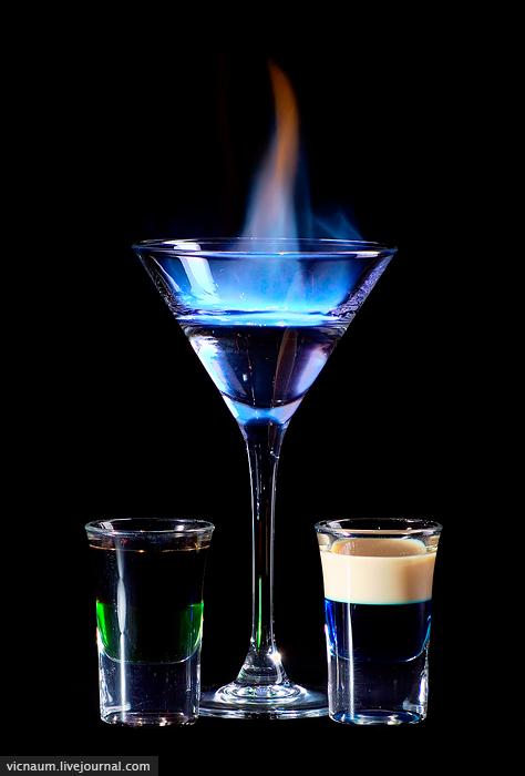 Самое большое разнообразие горячих алкогольных коктейлей можно встретить...