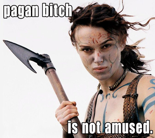 pagan bitch