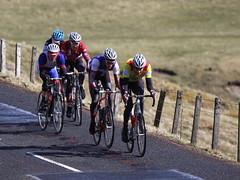 Sup6r Six Leadhills 1st lap ascent (Alan McLean) Tags: bikerace cyclerace leadhills supersix