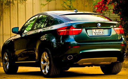 BMW X6 by Fahad Al Nusf