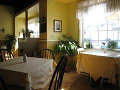 Cafe Pirouette Interior