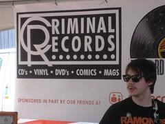 Record Store Day Criminal Records 4.19.2008 115