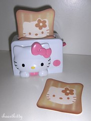 hello kitty toaster memo (iheartkitty) Tags: cute japan paper japanese toaster hellokitty toast sanrio memo kawaii iheartkitty