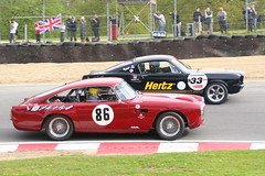 HGTCC - Brands Hatch 3rd May '08 (ComfortablyNumb...) Tags: heritage classic cars ford car 350d martin grand canon350d hertz db4 hatch mustang touring motorracing 28300mm aston brands motorsport brandshatch gt350 hgtcc