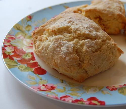 scones for tea