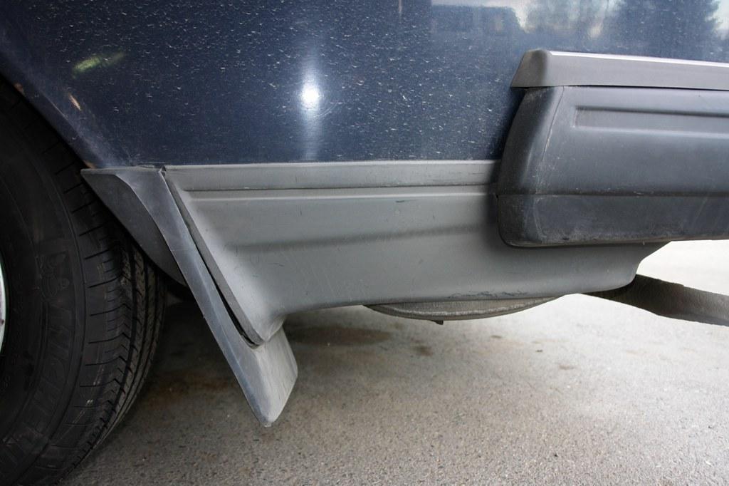 Volvo 240 Hitch Detail 3