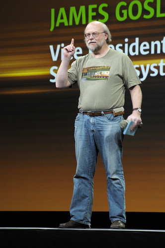 James Gosling, General Session, JavaOne 2008