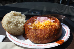 chili bread bowl