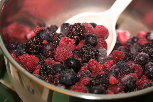Mixed Berry Cobbler (Dorie Greenspan)