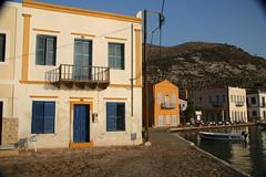 Kastellorizo, porto