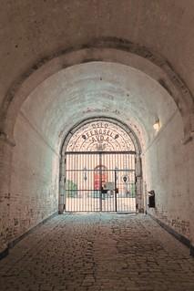 Oslo Prison entrance