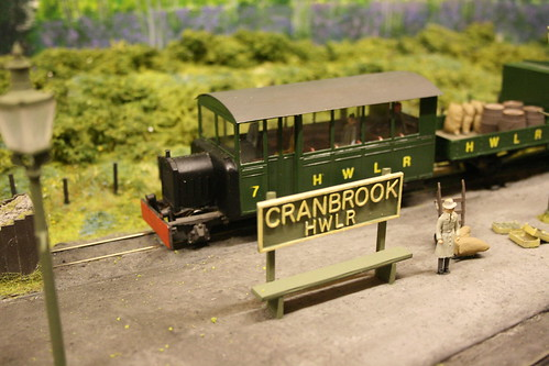 Cranbrook in my shed