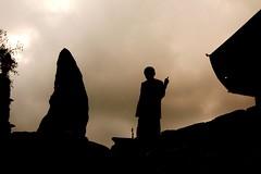 The Last Saviour (pallab seth) Tags: boy india silhouette kids digital children kid nikon child buddha indian monk buddhism coolpix youngster sikkim savior tibetian p3 saviour sikkimese nikoncoolpixp3 ravangla peoplesilhouette southsikkim rabangla karmatheckhlingmonastery sauveour salvtor thelastsavior silhouettechildren
