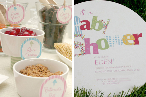 Ice Cream Baby Shower 2