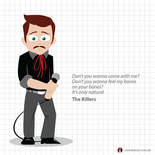 The Killers • Qual é a música?