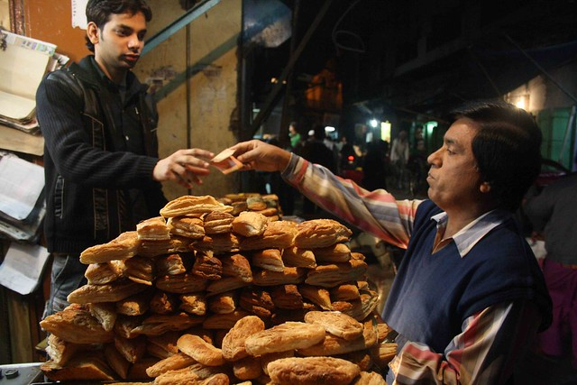 City Landmark - Sikander Bakery, Kucha Faulad Khan