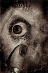 Grottesco (Carlos Burboa) Tags: eye ojo autoretrato carlos grotesque grotesco grottesco paisfotografico burboa