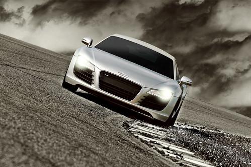 2008 Audi R8- 001
