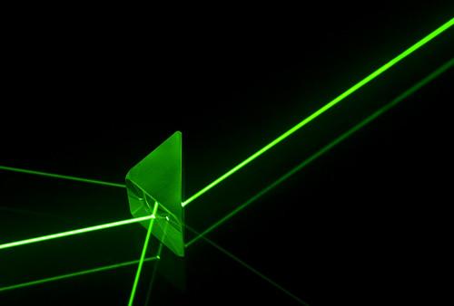 Laser Prism
