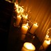 Laura Novak wedding candles