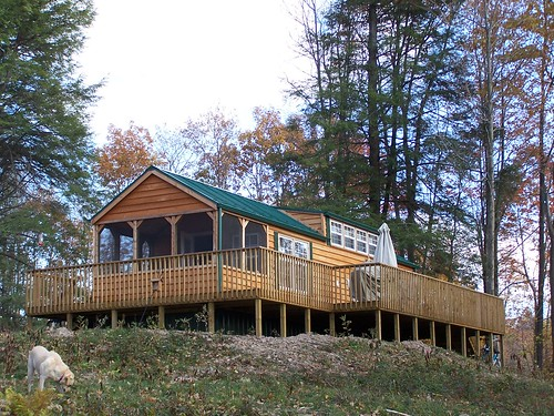 virginia mountain cabin