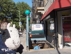 Around and About Park Slope: My subway stop and Dizzy's