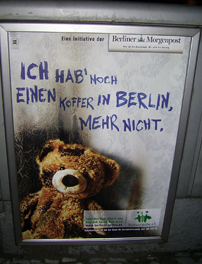 Koffer in Berlin