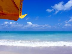 """The Beach"" (GuGaa | Silvio Oliveira) Tags: sea brazil praia beach brasil mar pe pernambuco goiana pontasdepedra"