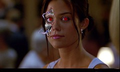 RBFE2O (meifembot) Tags: face robot damage cyborg fembot android gynoid  feminoid