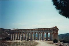 Segesta - Greek Temple - Tempio Greco (chi trevor's other pics) Tags: sicily sicilia segesta greektemple magnagrecia tempiogreco