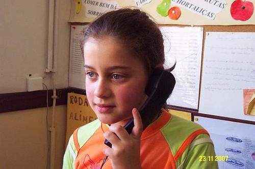 Alexandra, uma alface cheia de talento