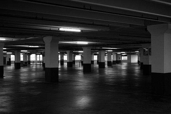 Deserted Carpark