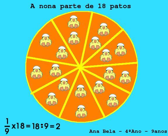 A nona parte de 18 Ana Bela